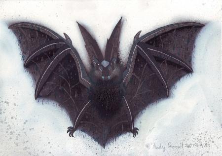 Grave Yard Bat